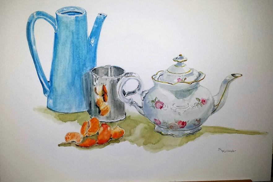 teapot wc